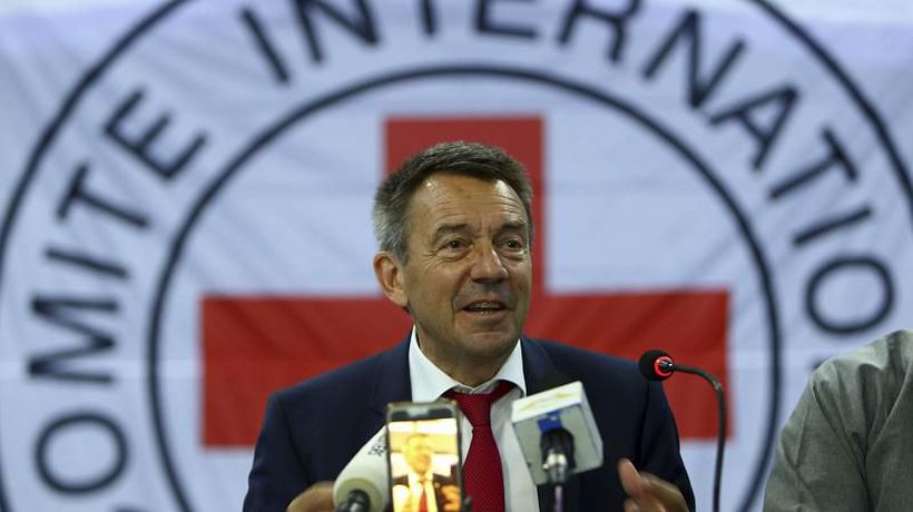 Humanitarian groups need to adapt to climate change, says international Red Cross president