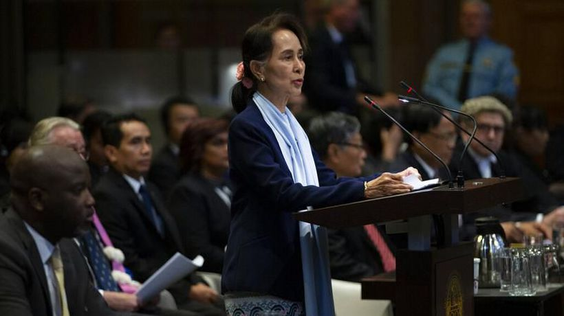 Myanmar braces for Rohingya genocide ruling by UN court