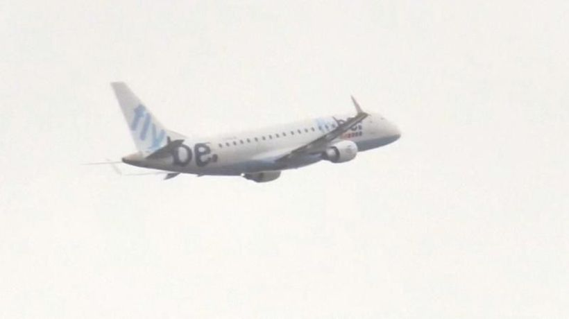 Flybe collapses as COVID-19 triggers fall in airline bookings