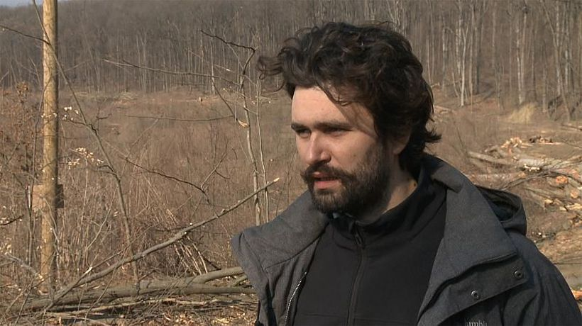 """Ciprian Gălușcă: """"The loss of Romanian old growth forests would weaken the whole continent"""""""
