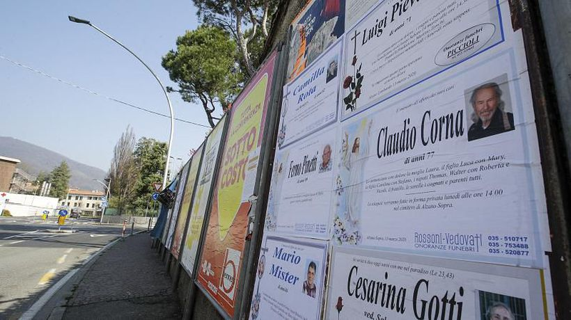 Coronavirus: Italians who fled to south as north locked down spark fears of deadly escalation