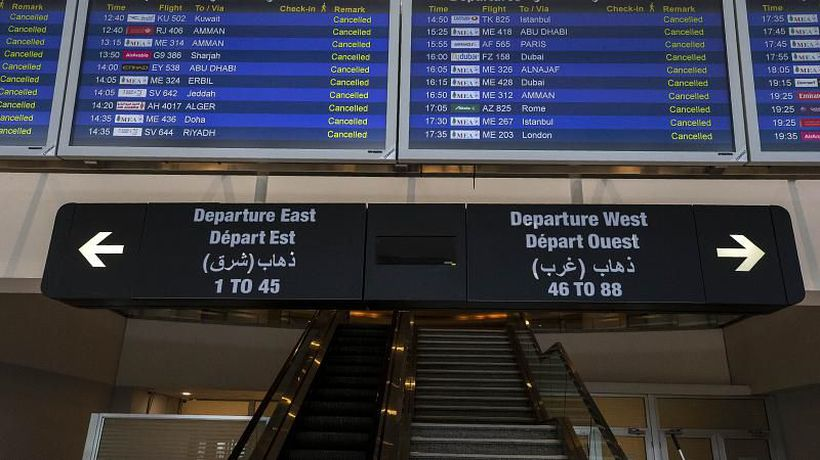 Coronavirus: European nationals stranded abroad as restrictions continue to hit travel