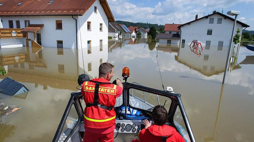 Climate migrants: How even rich Bavaria cannot provide shelter from global warming