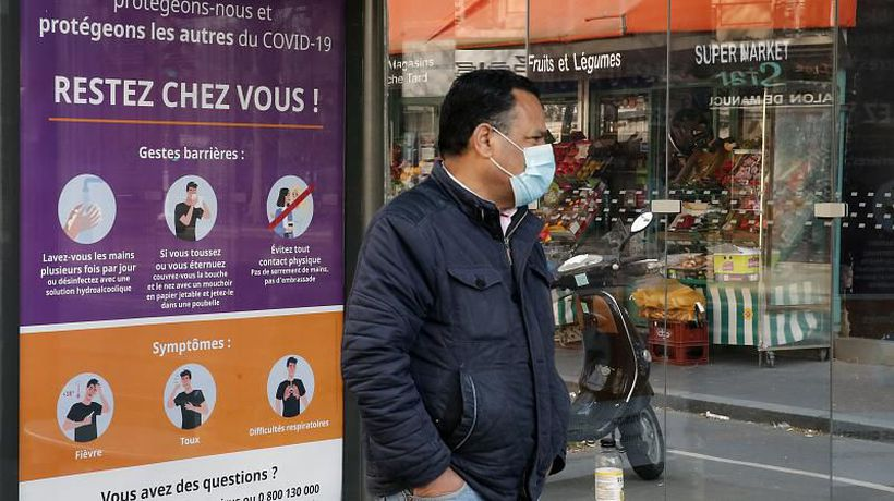 Paris hospital fears being overwhelmed as COVID-19 cases increase