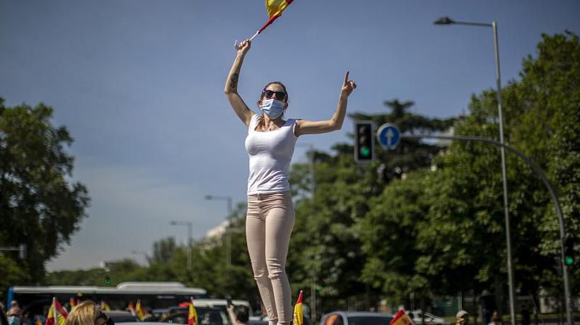 Spain will open borders to foreign tourists in July in phasing out of coronavirus restrictions