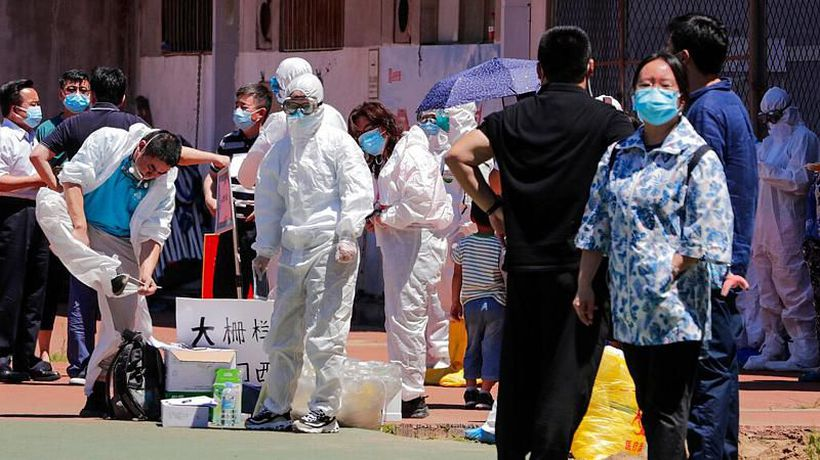 New coronavirus outbreak in China fans fears of second wave