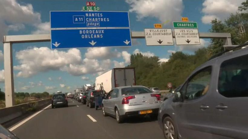 COVID-19 travel: Huge traffic jams to enter Croatia despite record number of new infections
