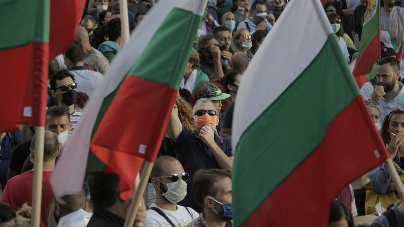 Bulgaria's anti-government protests keep pressure on PM Boyko Borissov