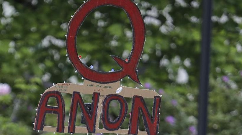 QAnon: YouTube bans conspiracy theory content that justifies real-world violence