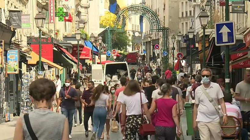 Coronavirus: Only around 1/3 of French respondents would take COVID-19 vaccine, Euronews poll shows
