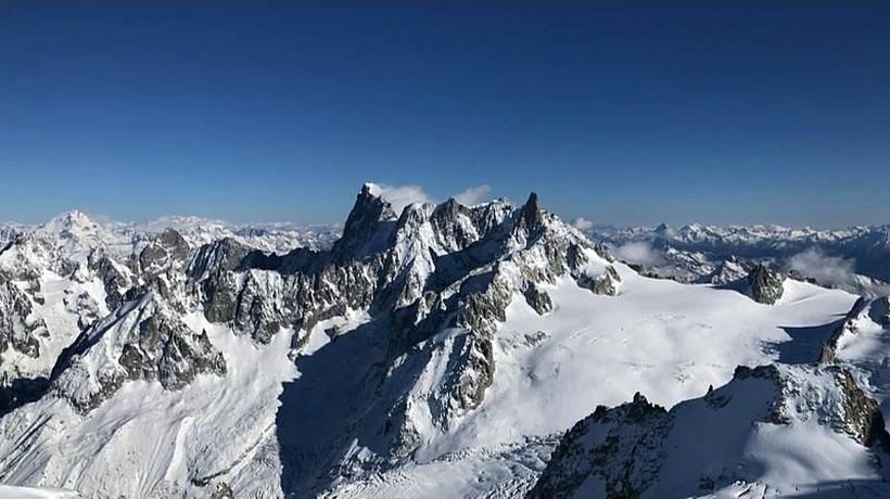 Will France's largest glacier still be here by the end of the century?