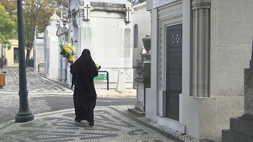 All Saints Day in Portugal is overshadowed by coronavirus pandemic