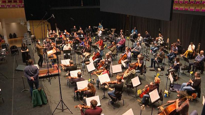 Bordeaux's national opera turns to recording amid COVID-19 lockdown