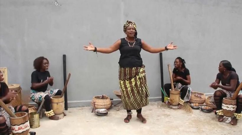 Congolese All-Female Music Band Sings Girl Power Against Patriarchy