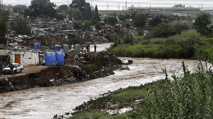 South African NGO FRESH Hires Locals to Clean Up the Nation's Rivers