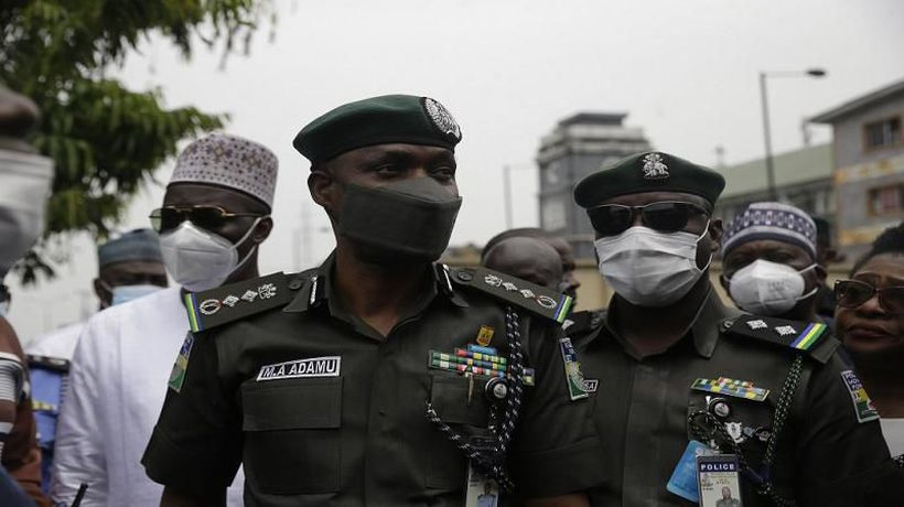 Nigeria approves promotion of 82,779 police to boost morale