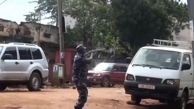 Uganda police to probe deadly crackdown