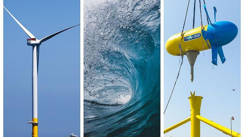 What are offshore renewables? And how do they work?