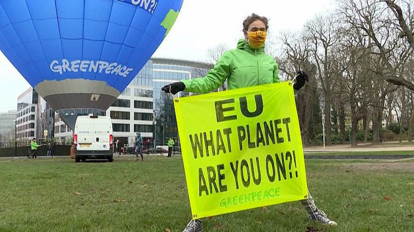 'What planet are you on?': EU urged to do more over climate crisis