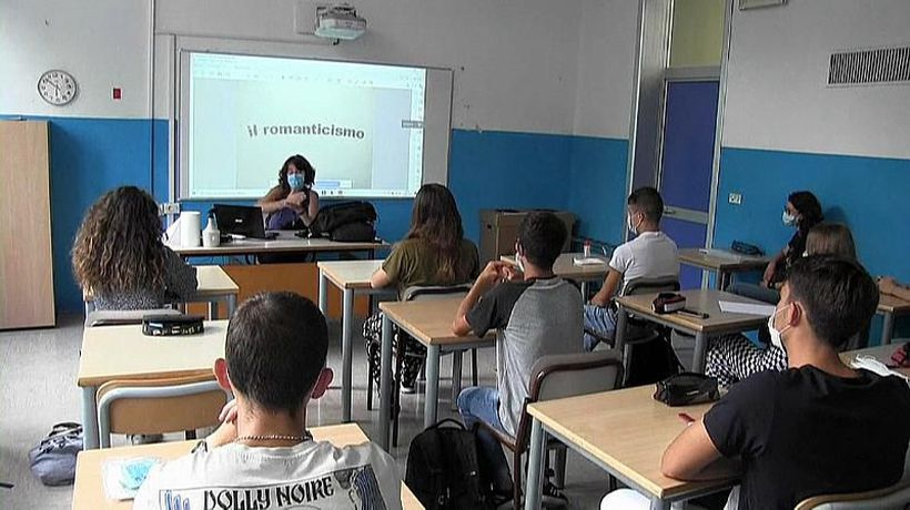 Italy's schools set to reopen as NGOs highlight risks of remote learning