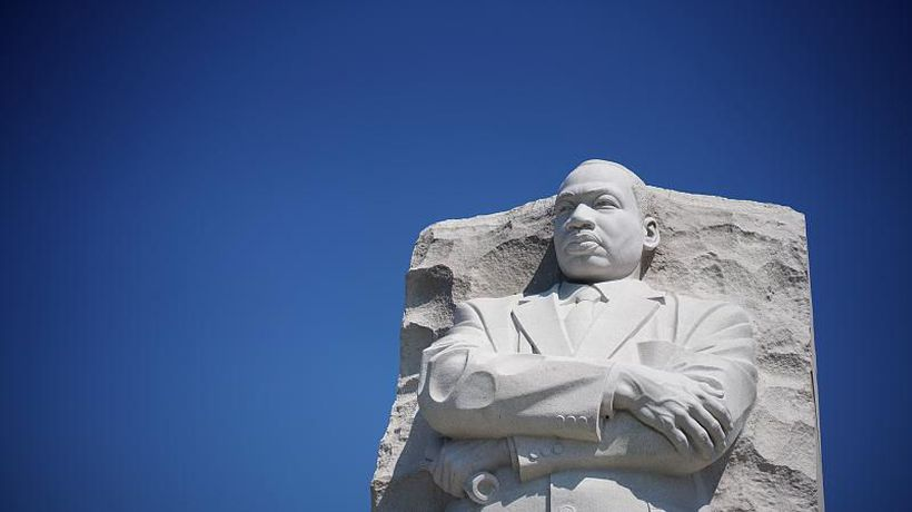 Martin Luther King JR spied on by FBI, new film highlights his plight
