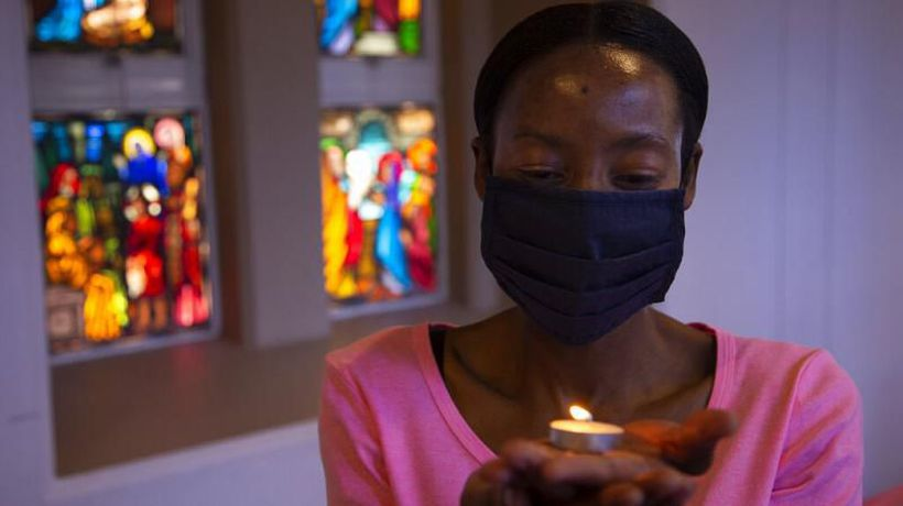 The Pandemic Sees South African Churchgoers Turn to Online Sermons