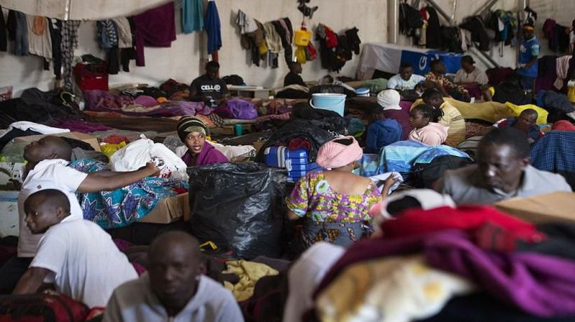 Heavy floodings displace thousands from their homes in Burundi