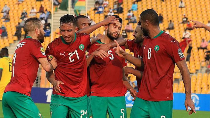 CHAN 2021: Morocco open title defence with 1-0 win over Togo