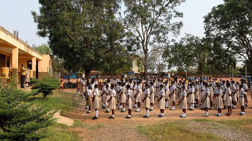 Schools in Ghana reopen as covid-19 cases surge