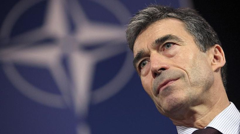 Europe 'not off the hook' with Biden on defence spending, says former NATO chief Rasmussen