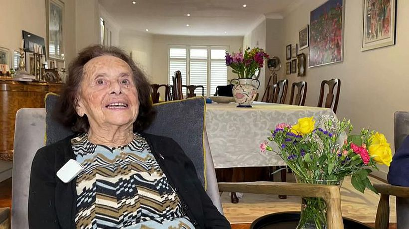 Holocaust Memorial Day: Auschwitz survivor educates public after recovery from COVID-19