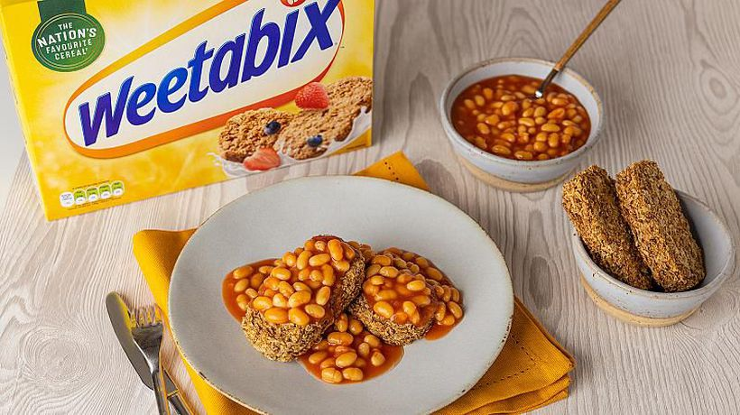 Weetabix and beans? How one ghastly breakfast combination broke the internet