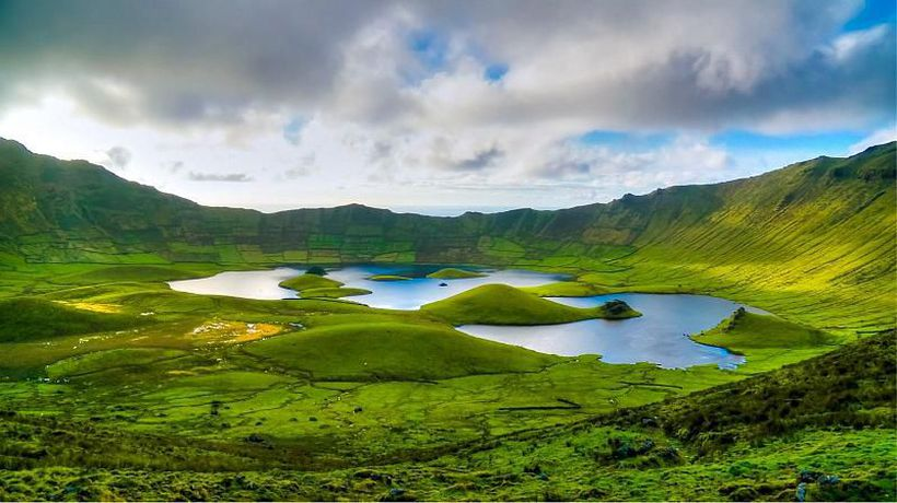 The Azores' smallest island has vaccinated its population and escaped pandemic almost unscathed