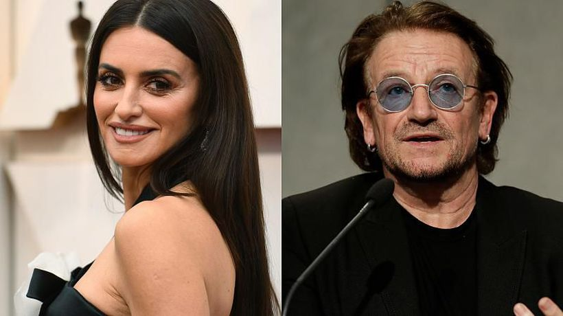 Stars join Bono to launch animated series raising awareness of importance of vaccine access