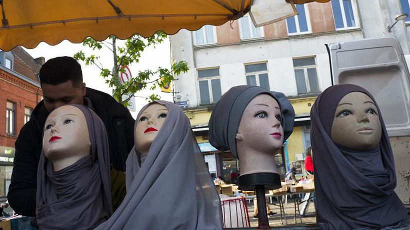 #HandsOffMyHijab: Online criticism grows over proposed French law banning hijab for children