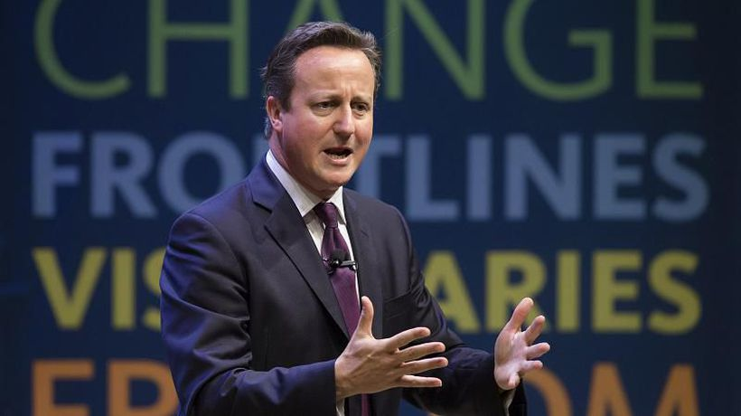 UK government to investigate David Cameron's lobbying for Greensill
