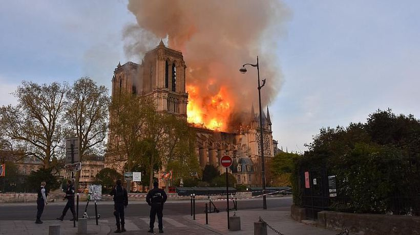 Notre-Dame Cathedral fire: Two years on, how is restoration work going at the Paris landmark?