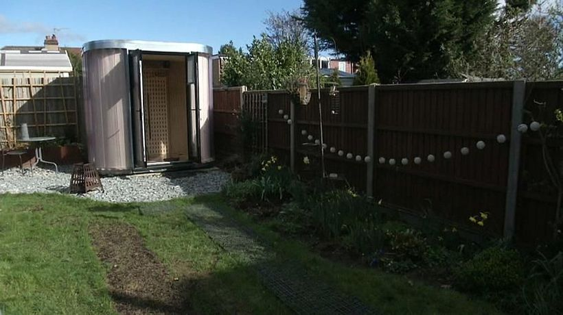 Garden pod provides answer to home working needs