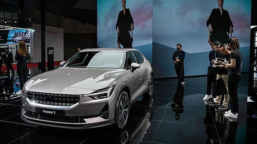 Shanghai Motor Show 2021: Electric cars take centre stage at the auto industry's flagship event