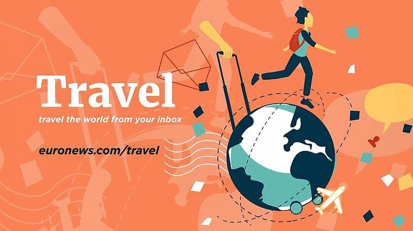 Sign up to the new Travel newsletter