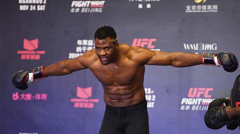 MMA: Cameroon's Ngannou first African UFC world heavyweight champion