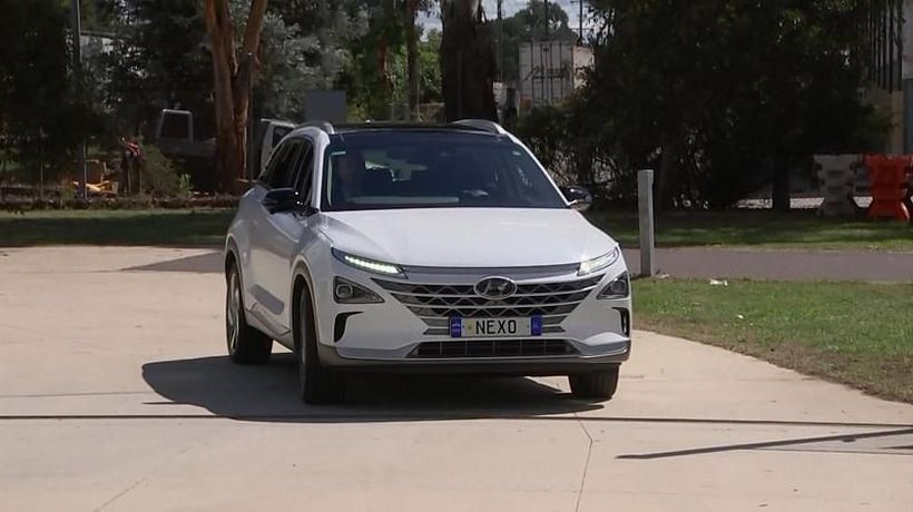 Are hydrogen cars Australia's best chance of averting climate disaster?