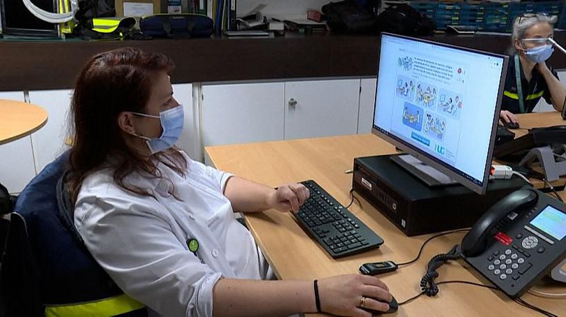 Health workers in Switzerland are using videogames to beat COVID-19
