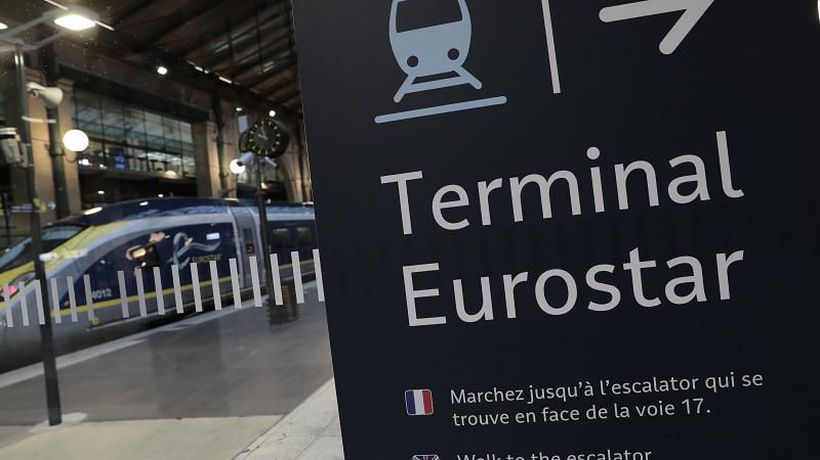 Eurostar's new financial support package puts train service back on track to recovery