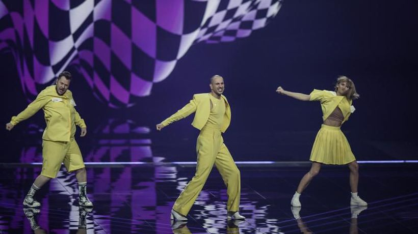 Eurovision 2021 kicks off with first semi-final