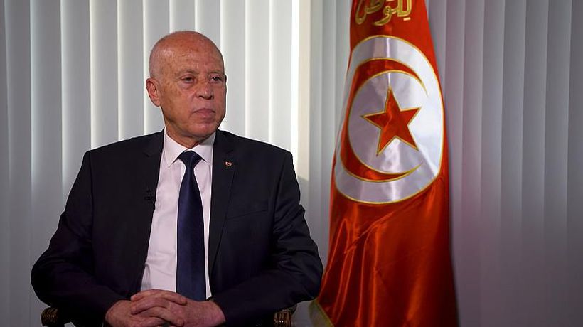 Europe must tackle the real causes of migration, says Tunisia's president