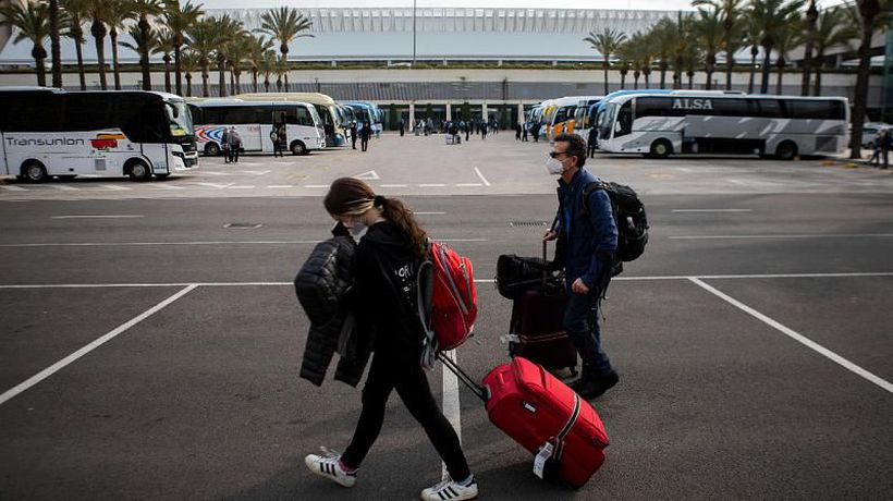 Spain reopens to tourists from around the world - as long as they are vaccinated
