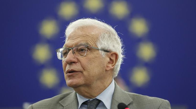 EU must be 'more robust and resilient' against Russian attempts to undermine it, says Borrell