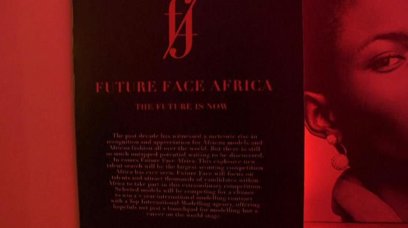 Future Face Africa: The largest casting of models in Africa