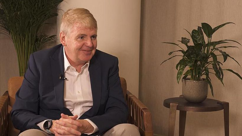 Jim Mellon predicts the end of animal and dairy farming